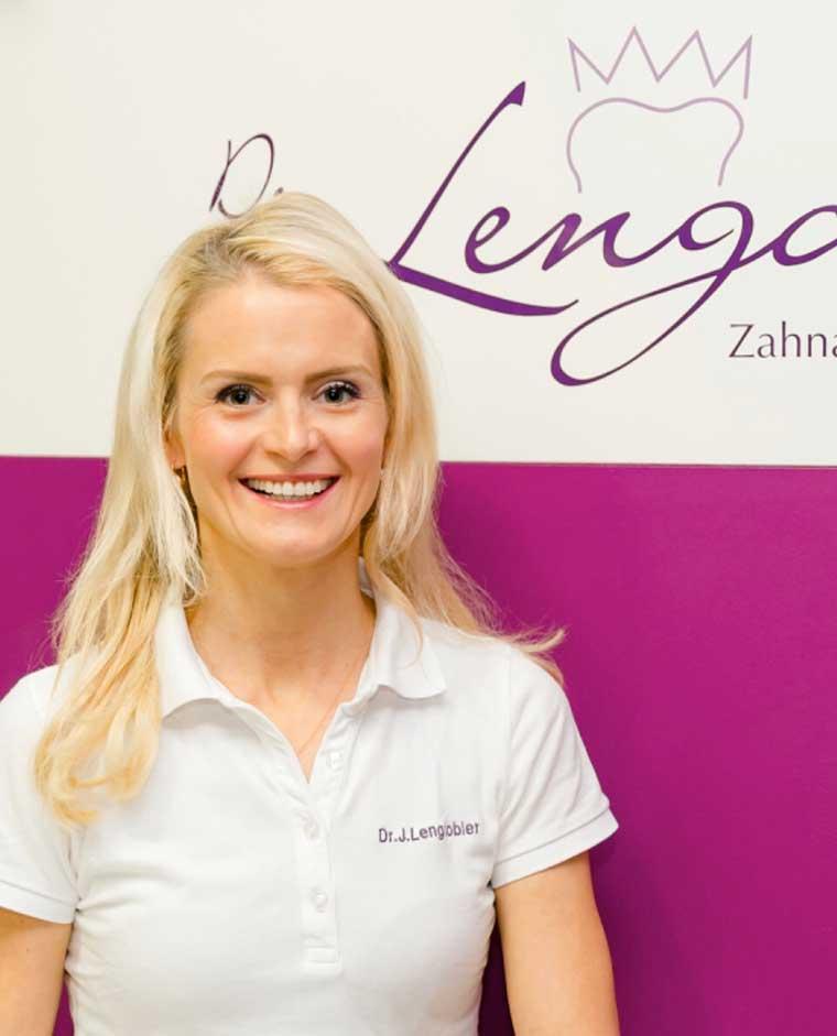 Frau Dr. Judith Lengdobler, Zahnärztin der Zahnarztpraxis Dr. Judith Lengdobler in Bad Füssing